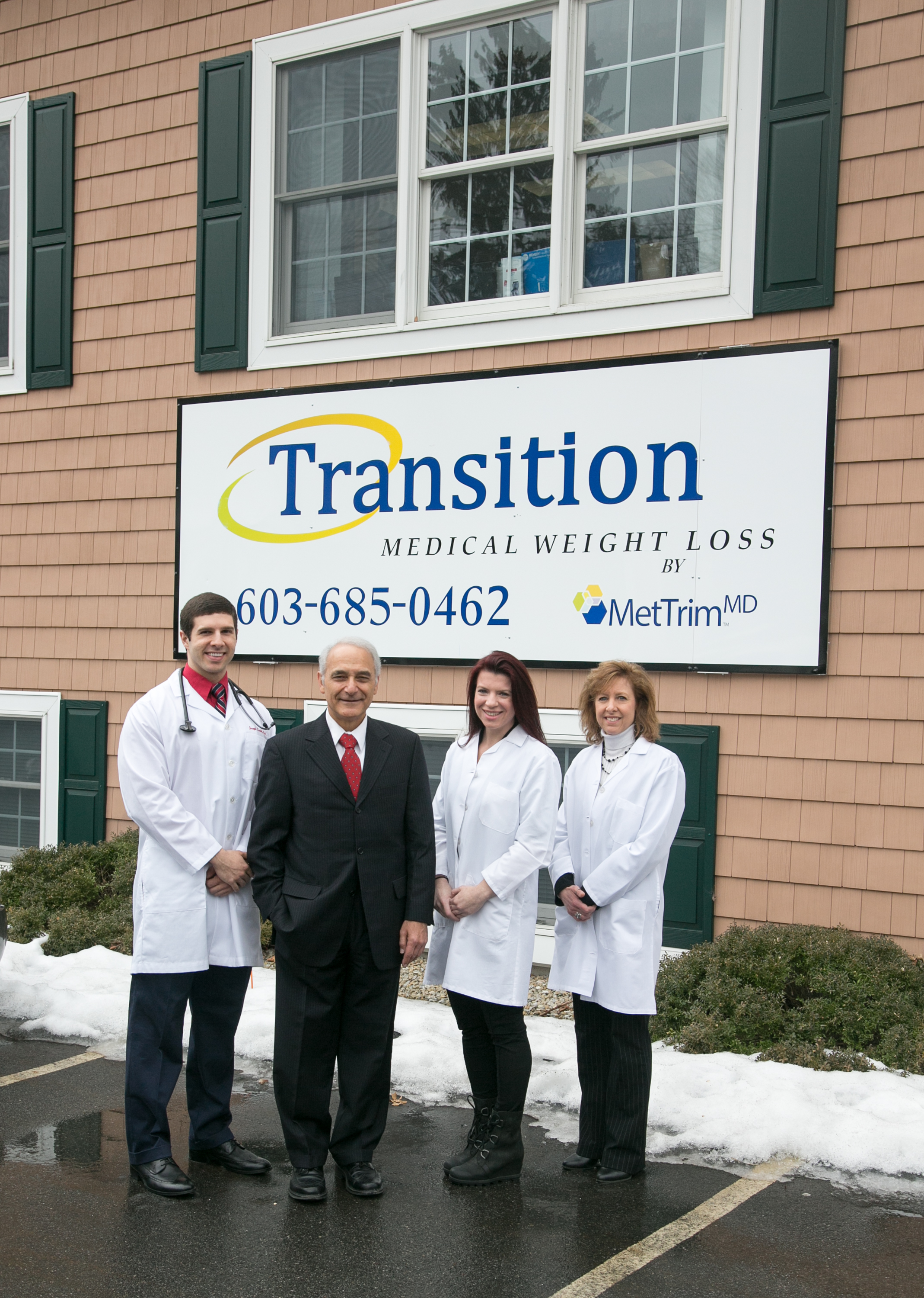 Contact Us Transition Weight Loss